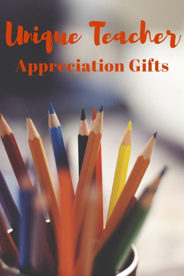 Unique Teacher Appreciation Gift Guide