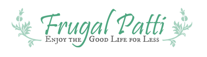Frugal Patti logo