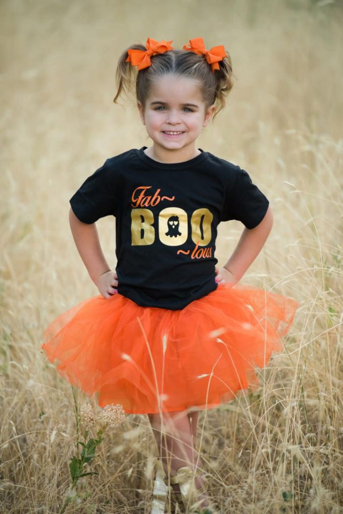 Girls Fab Boo Lous Shirt
