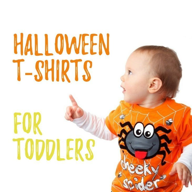 Cute Halloween Shirts for Kids