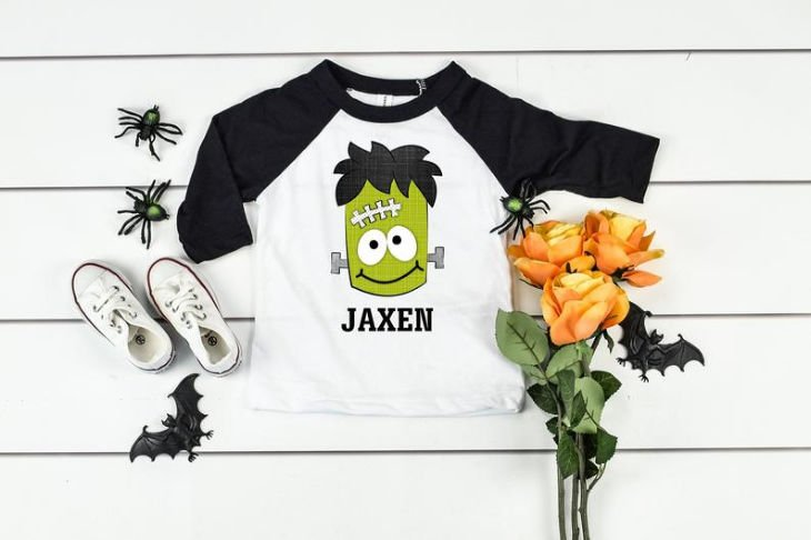 Frankenstein Personalized Shirt