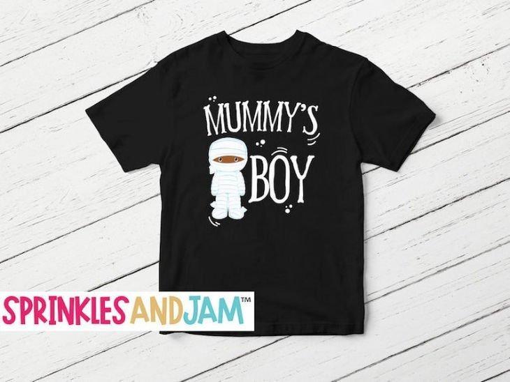 Mummys Boy Shirt