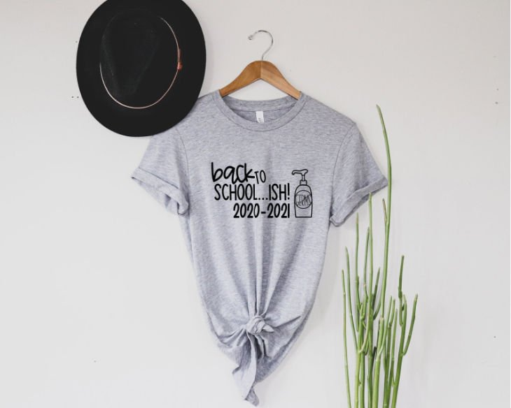 Back to School-ish Shirt