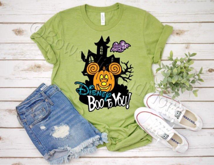 Boo To You Tee Shirt