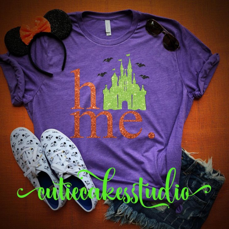 Disney Home Halloween Shirt