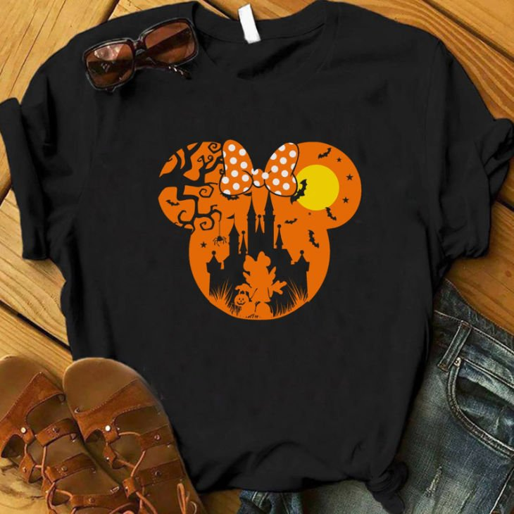 Minnie Mouse Halloween Shirt