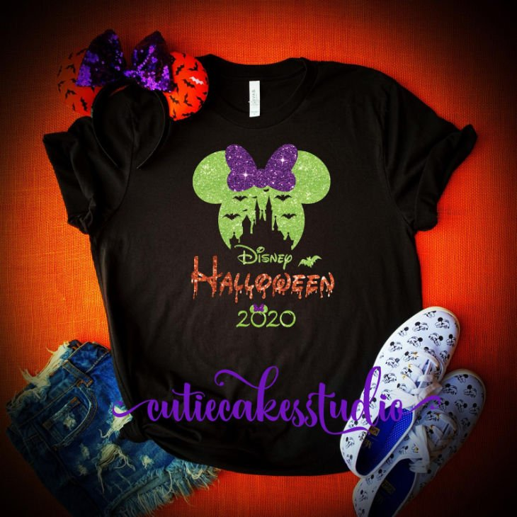 Mickeys Not So Scary Party Shirt